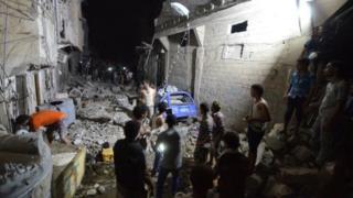 Afisa wa serikali Yemen anasema huenda makaazi ya watu yalilengwa 'kimakosa'