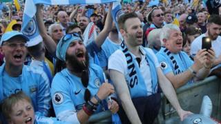 Aficionados Manchester City