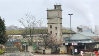Fears over 500 jobs at Stoneywood paper mill in Aberdeen