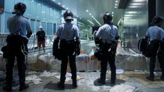Kepolisian Hong Kong