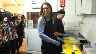 The Duchess of Cambridge in Aberdeen