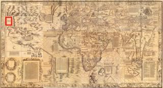 Carta Marina 1516 Waldseemüller