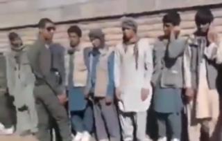 ضرب و شتم اتباع افغانستان در ایران