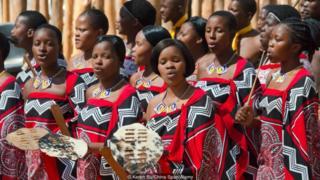 Mulheres em eSwatini