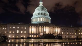 Amerikan Kongre Binası (Capitol)