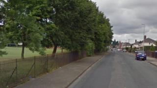 Duchy Road in Pendleton