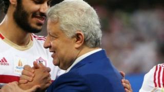 جمهور الزمالك المصري يطالب برحيل رئيس النادي بعد الانسحاب من مباراة بالدوري