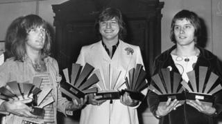 Emerson, Lake and Palmer in the 1970s