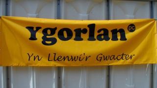 Y Gorlan