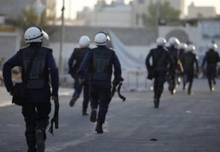 ماموران امنیتی بحرین