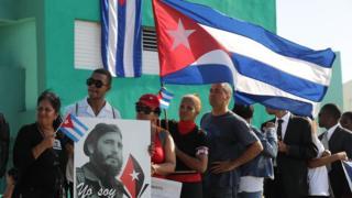Скорбящие кубинцы