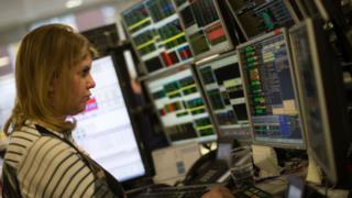 female trader