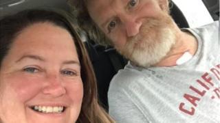 Denise Horton and Gary Horton