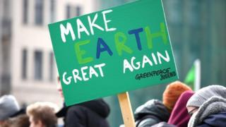 iklim değişikliğine karşı öğrenci eylemleri