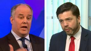 Andrew RT Davies and Stephen Crabb