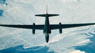 Самолет-разведчик Lockheed U-2