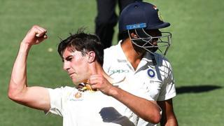 ऑस्ट्रेलिया-भारत टेस्ट सिरीज़, एडिलेड टेस्ट