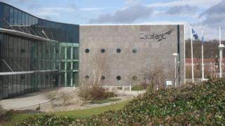 Catalent's Bathgate site