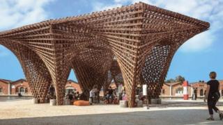 Бамбуковий сталактит