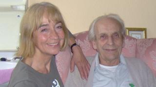 Lesley Willett a Frank Willett