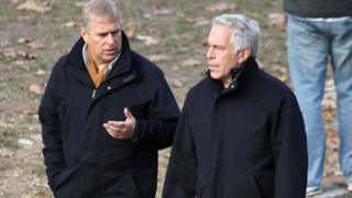 Can Prince Andrew be forced to testify?