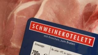 German pork, file pic