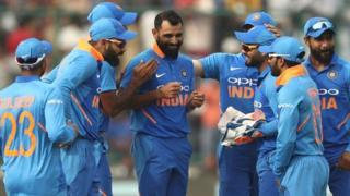 भारतीय क्रिकेट टीम (फ़ाइल फोटो)