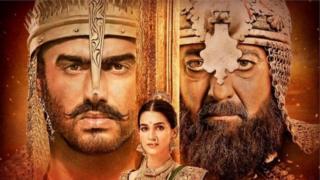 سنجے دت احمد شاہ ابدالی کا کردار ادا کر رہے ہیں