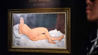 картина Модільяні