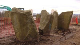 Sighthill Standing Stones