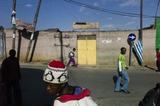 Аддіс-Абеба, Ефіопія. 2012 рік