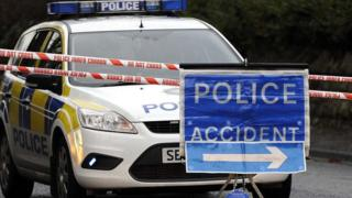 Police accident