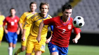 Україна - Сербія