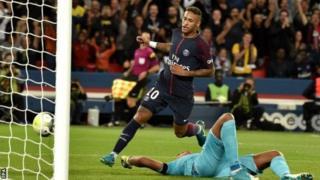 Neymar ayaa noqday ciyaaryahanka ugu qaalisan adduunka