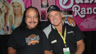 Ron Jeremy and Dennis Hof