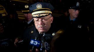 Former Philadelphia Police Commissioner Charles H Ramsey
