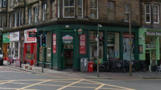 Papa John's in South Clerk Street, Edinburgh