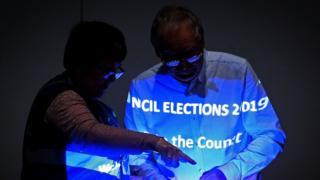 انتخابات محلی