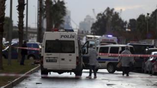 İzmir saldırısı