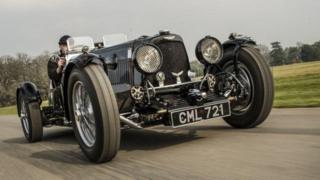 The Aston Martin Ulster