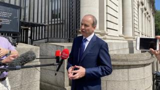 Irish government: Deal reached to form coalition