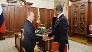 Игнатьев и Путин