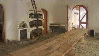 Community house at Lammas