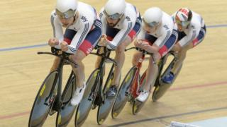 Great Britain track cycling team