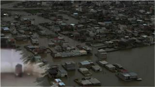 အီရန် သဘာဝဘေးကြောင့် လူအများအပြား သေဆုံး
