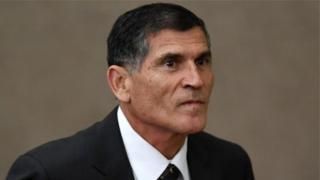 Ministro Carlos Alberto dos Santos Cruz