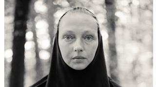 портрет паломницы