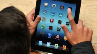Derry City and Strabane District councillors are provided with iPads