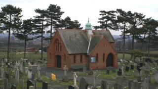 Flintshire bucks the national trend for more burials