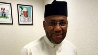 Dan takarar jam'iyyar APC Ahmad Babba-Kait